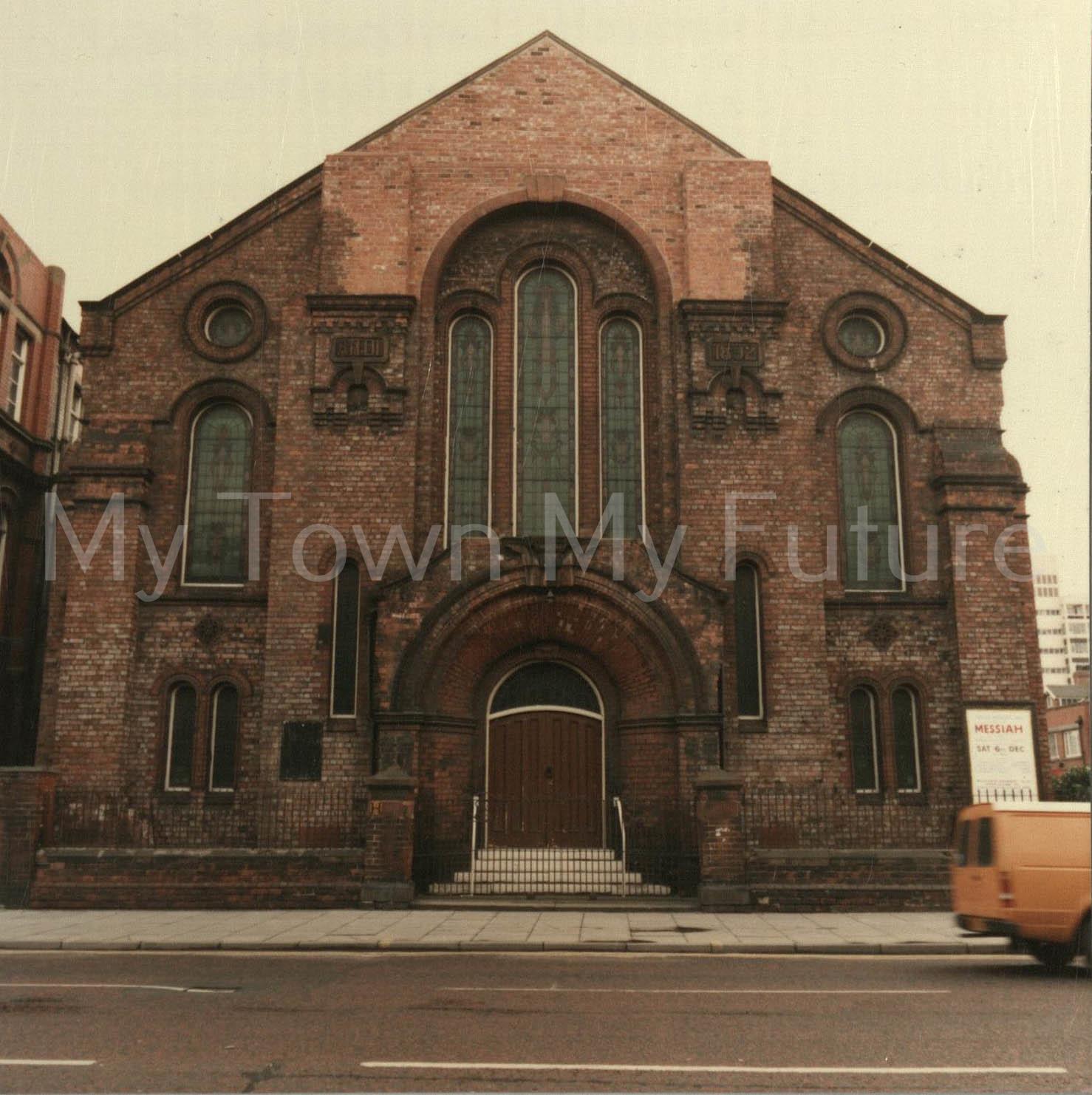 Methodist Church,Linthorpe Road