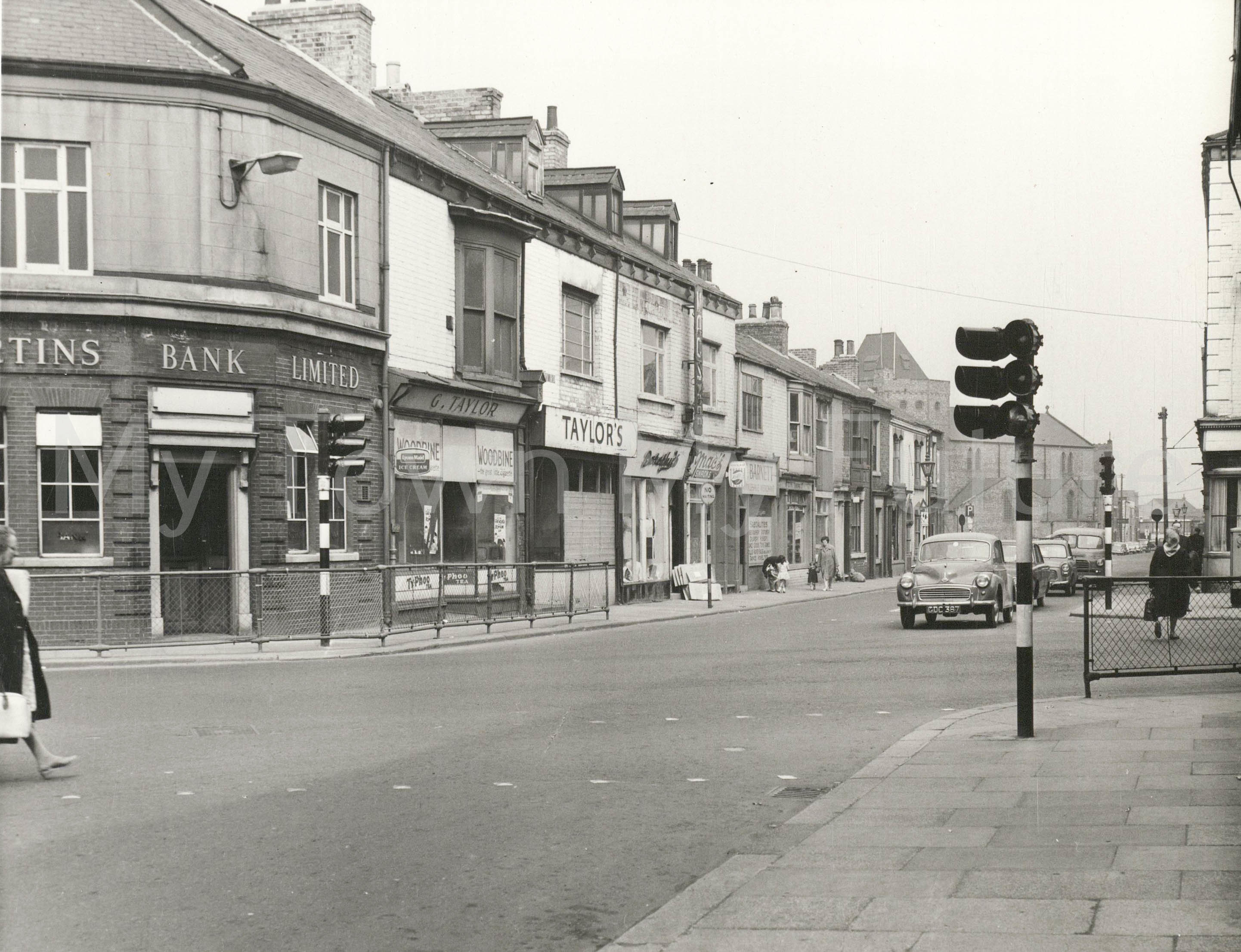 Newport Road,Boundary Road