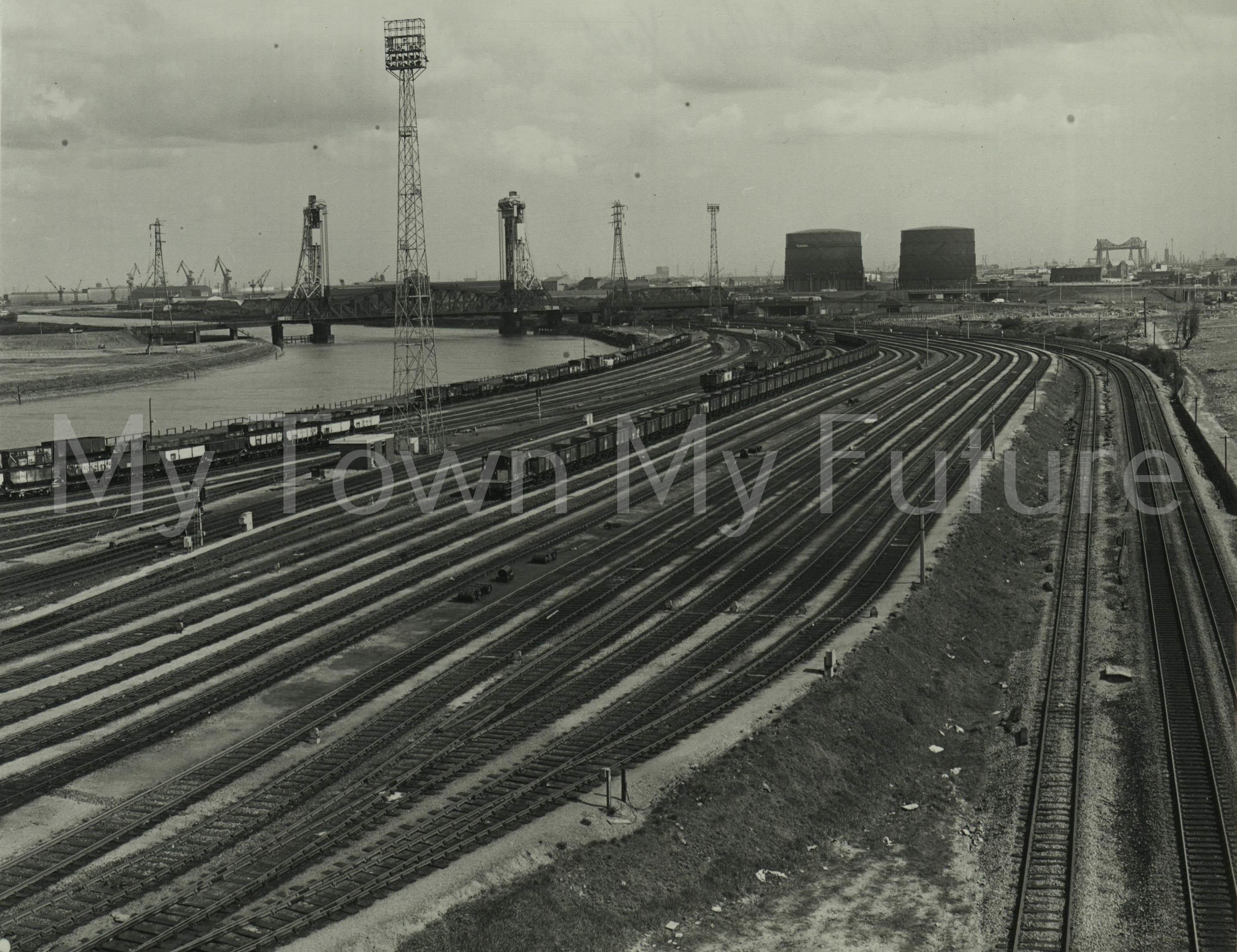 Railway Marshalling Yards