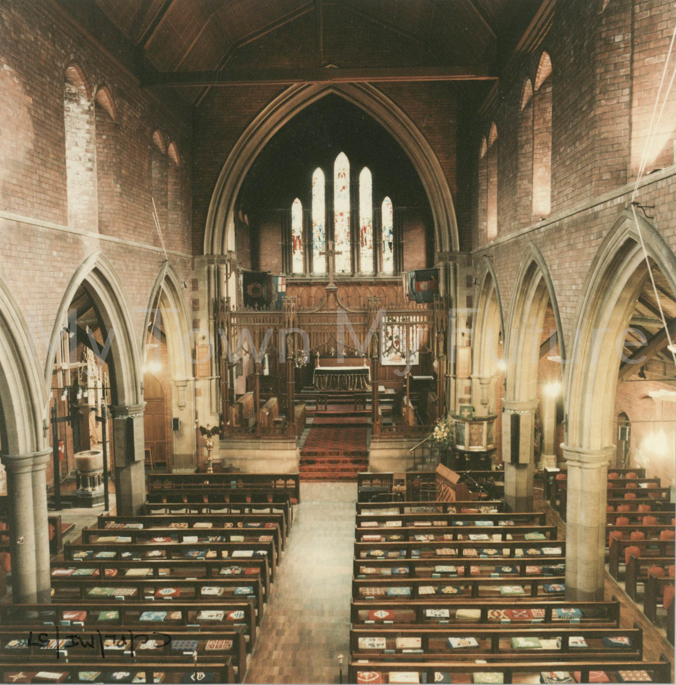 St Barnabas Church,Linthorpe Road