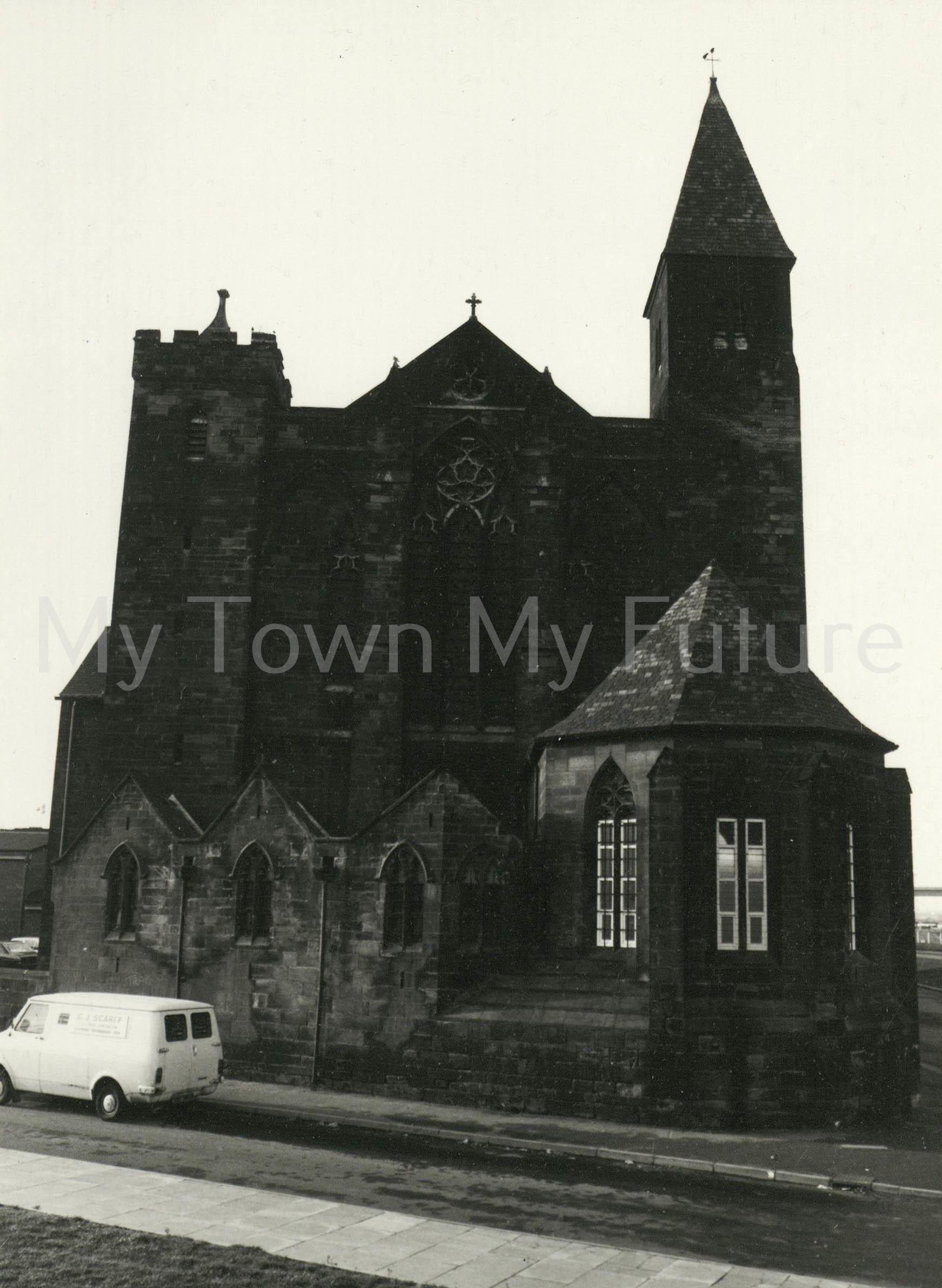 St Cuthbert's Church,Newport Road