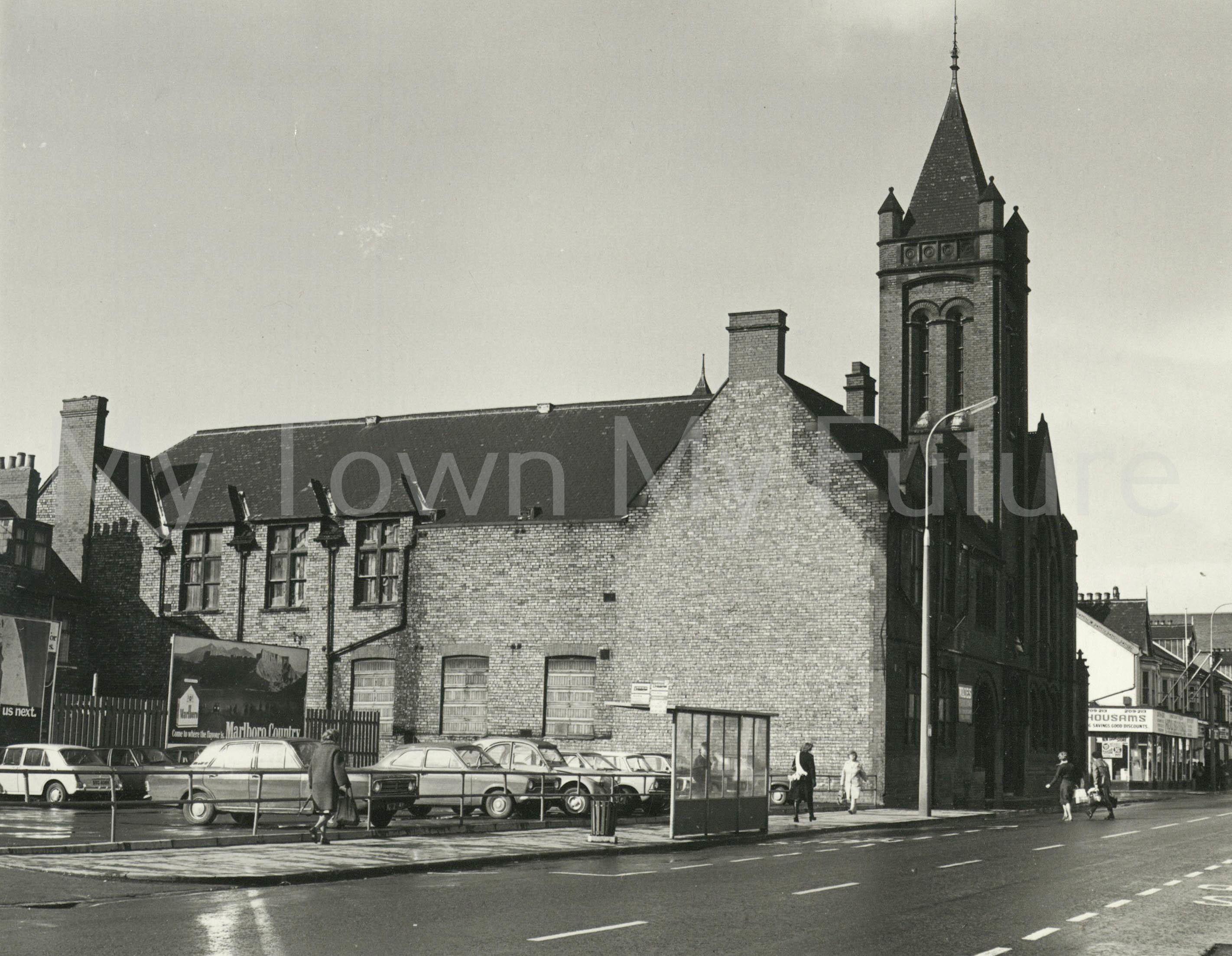 St George's Congregational Church,Linthorpe Road