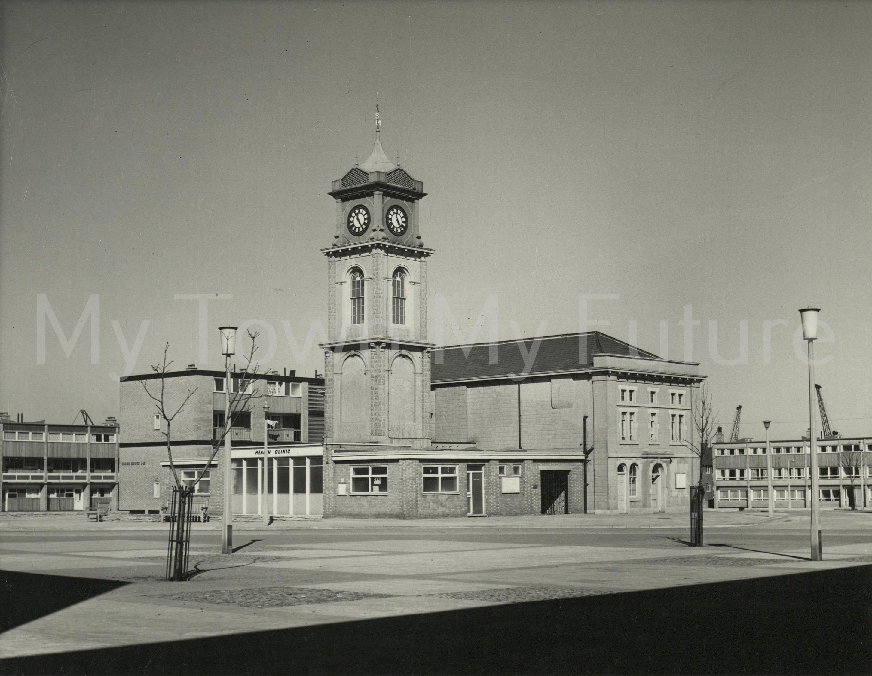 St Hilda's Market Place