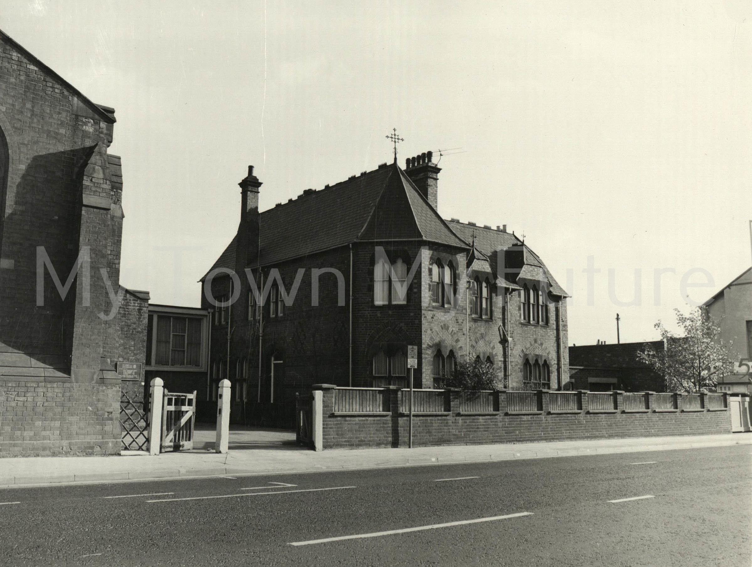 St John's Church,Marton Road