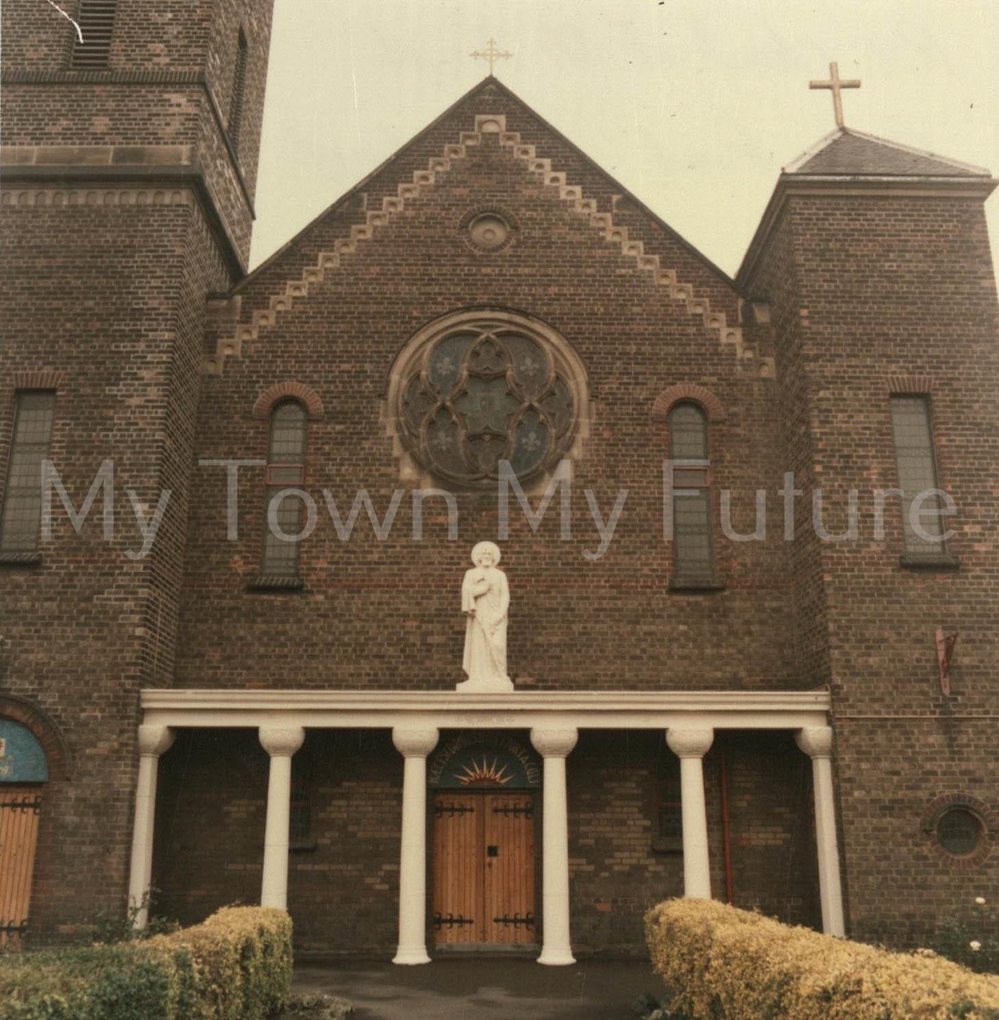 St Joseph's Church,Marton Road