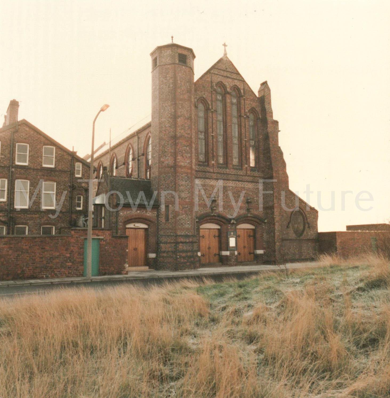 St Patrick's Church,Marsh Road