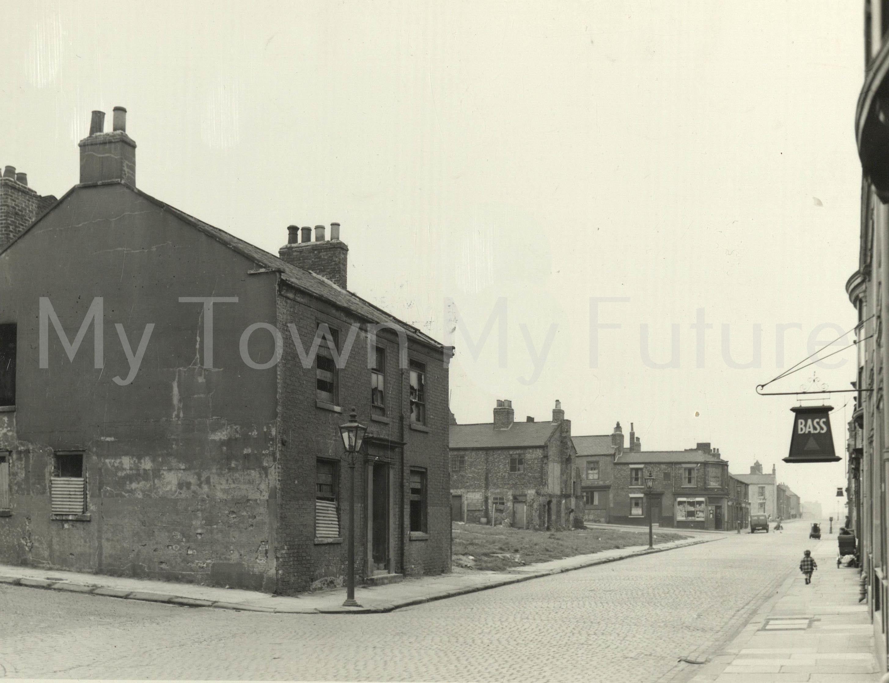 Stockton Street,Steam Packet Pub