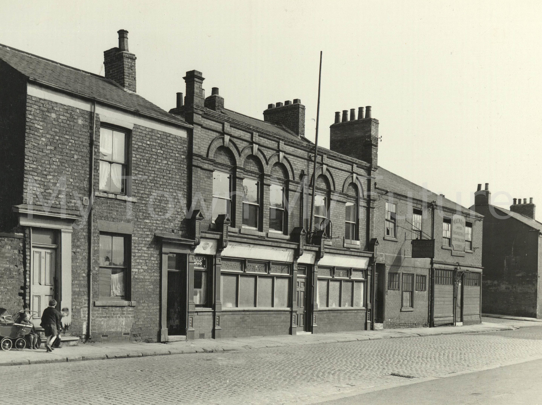 Stockton Street & Whitby Arms Pub