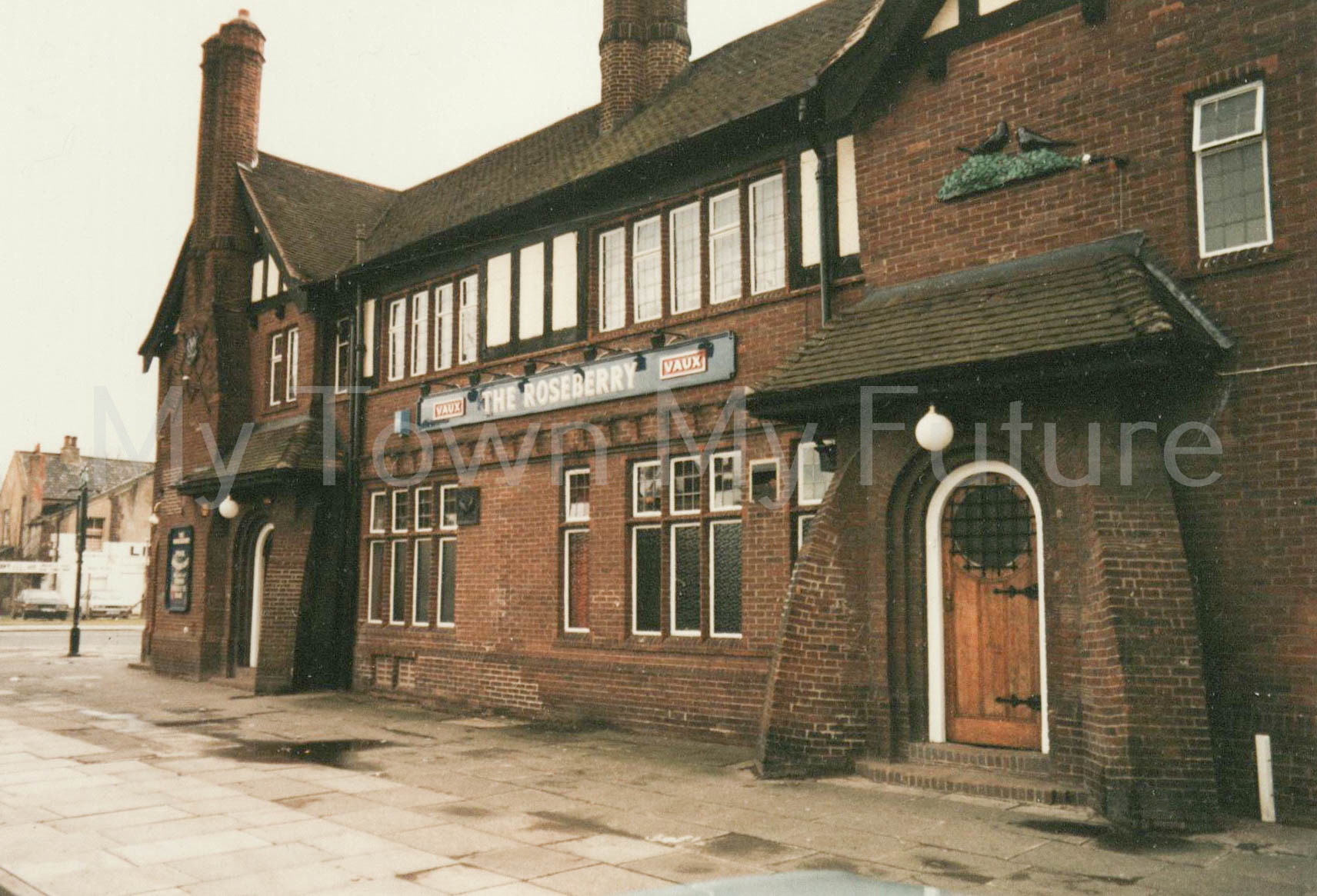 The Roseberry,Acklam Road