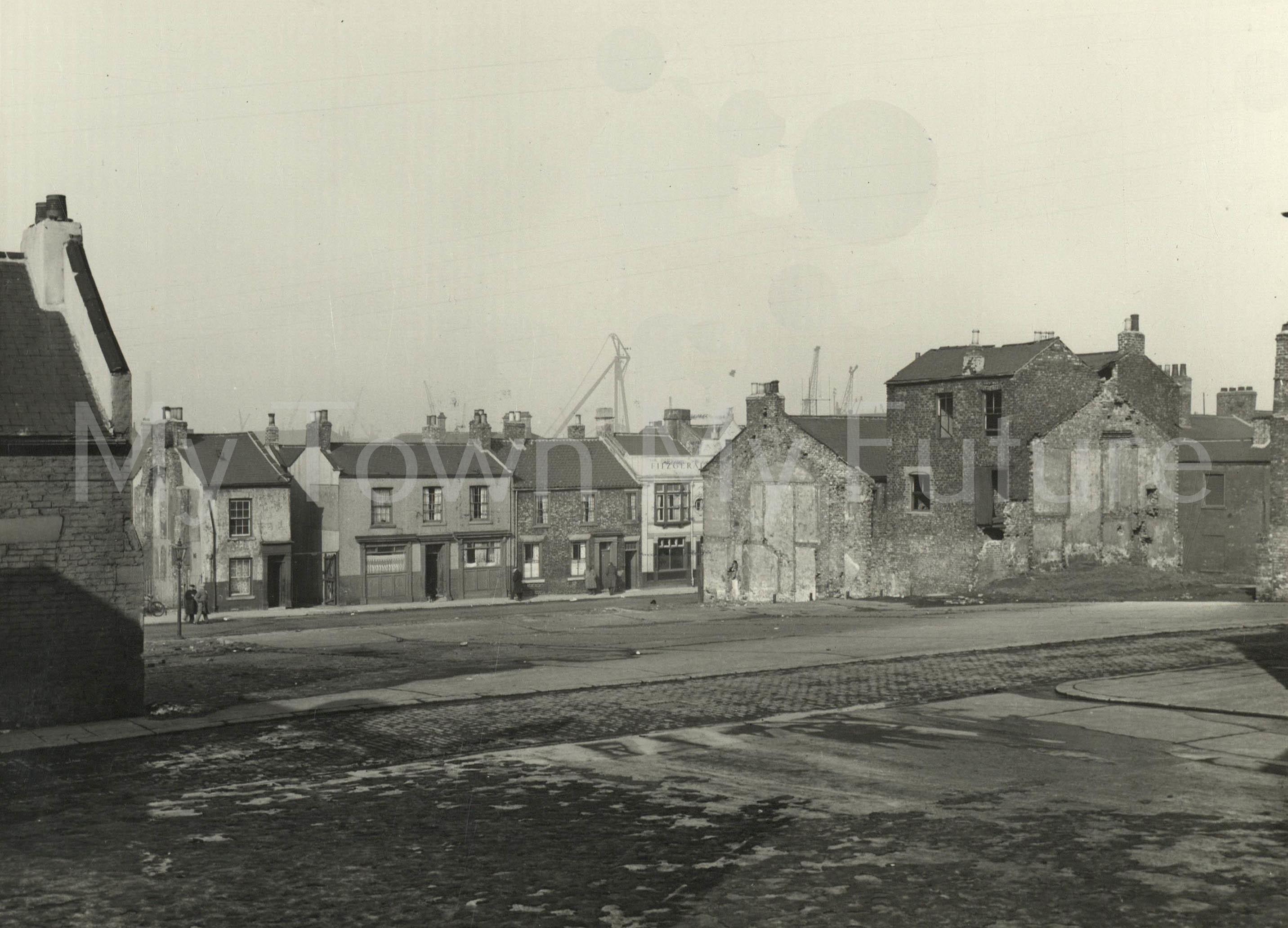 Stockton Street,Cross Street,Sullivan Square
