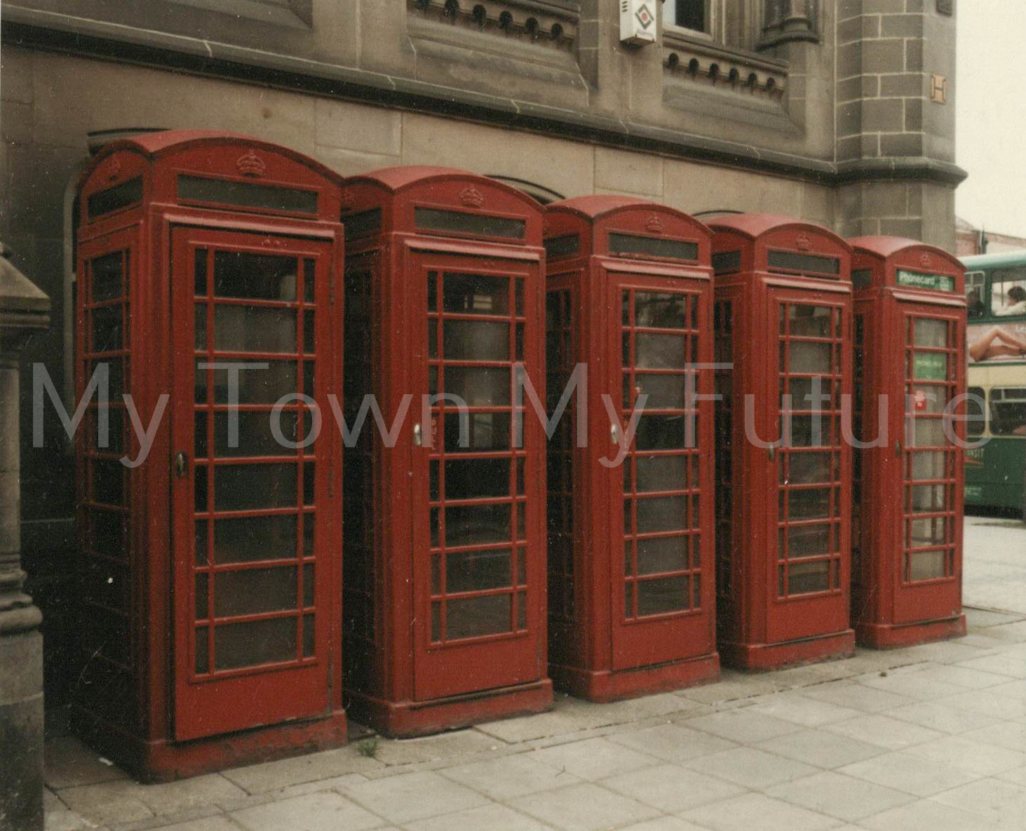 Town Hall,Telephone Boxes