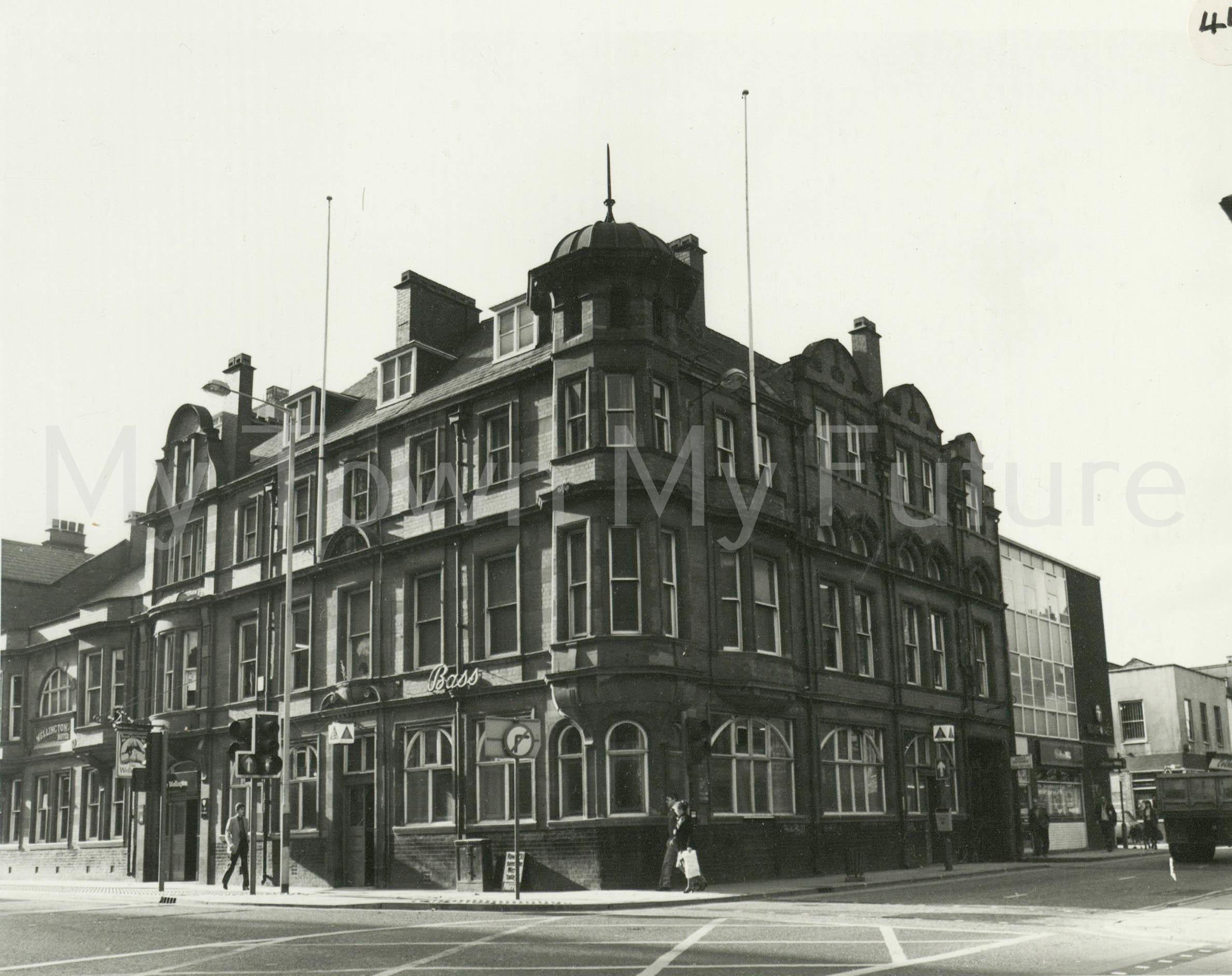 Wellington Hotel Albert Road