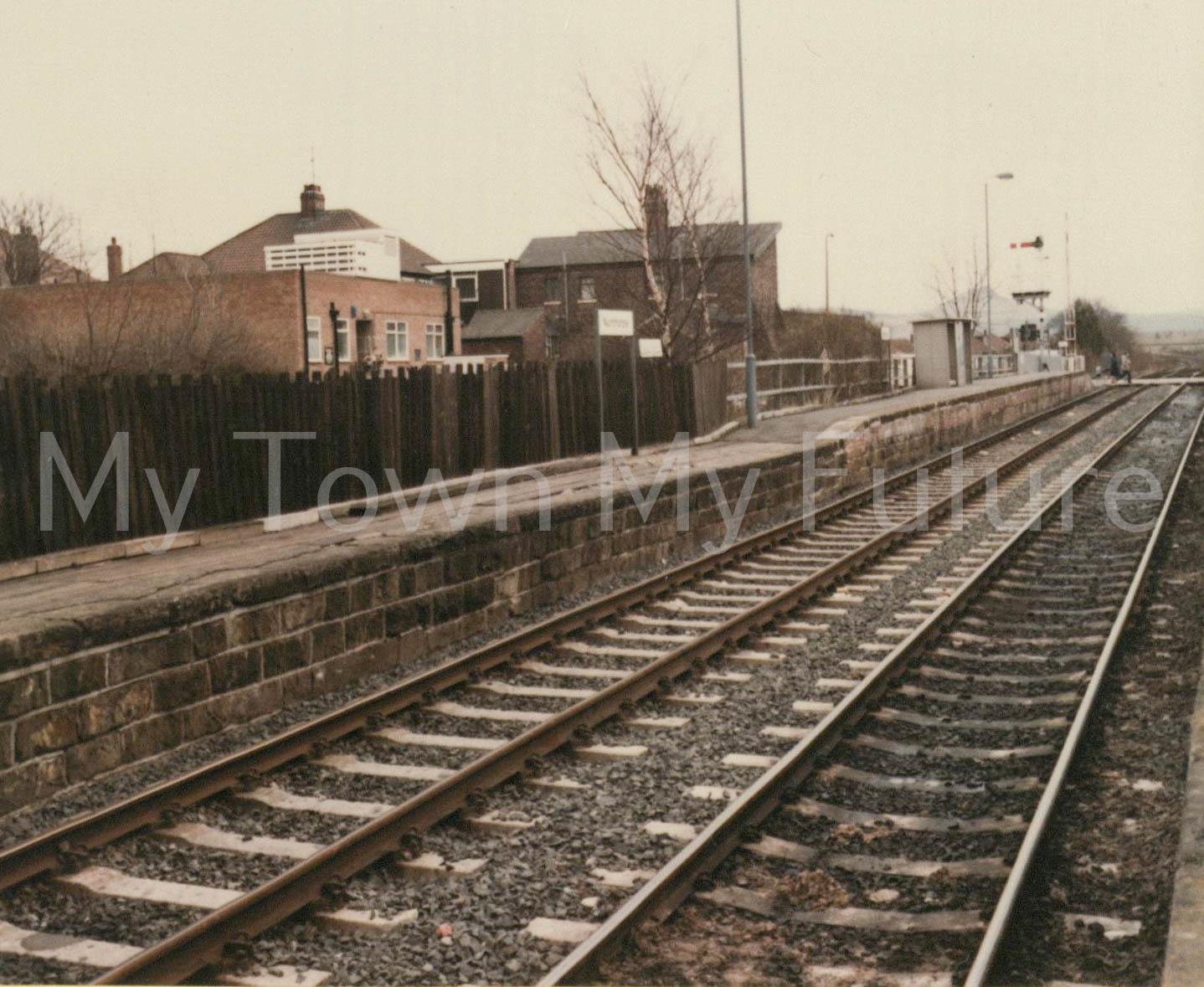 Nunthorpe Station