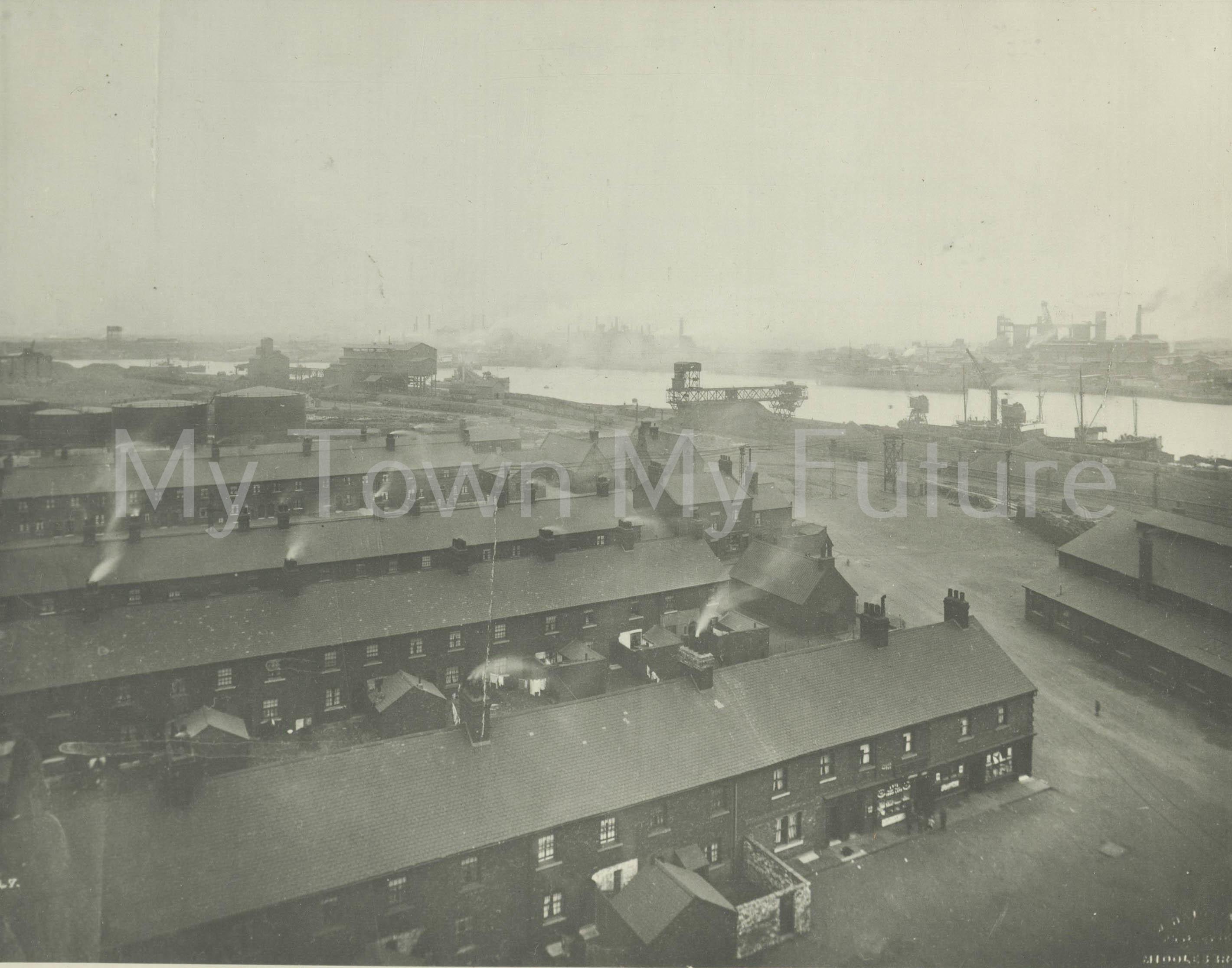 Port Clarence,British Steel Corporation