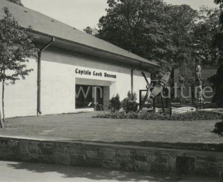 Stewart's Park,Captain Cook Birthplace Museum